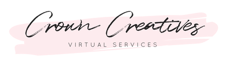 Crown Creatives Virtual Services